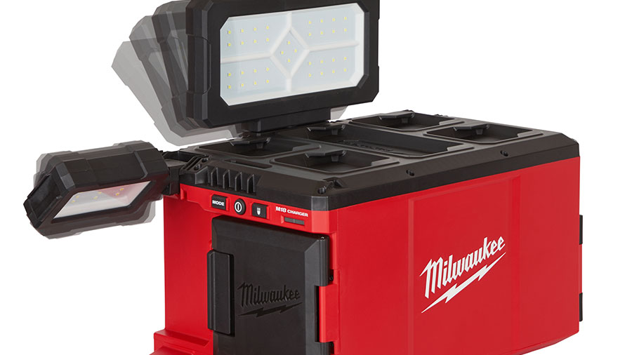 lampe PACKOUT M18 POALC Milwaukee